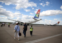 South African Airways Immediately Dumps Zim New Currency