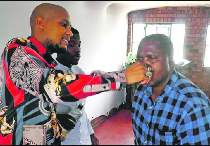 Pastor Gives Congregants 'Anointed' Russian Bear Vodka To 'Cure' All Diseases  A South African Pastor has made waves for giving alcohol to people who are in search of healing at his church.