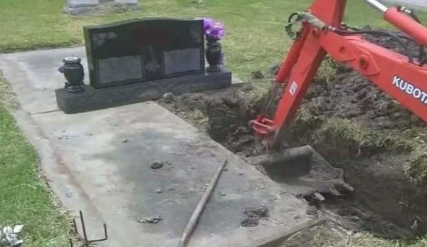 Fracas as family collects the wrong body from South African funeral parlor, forced to exhume