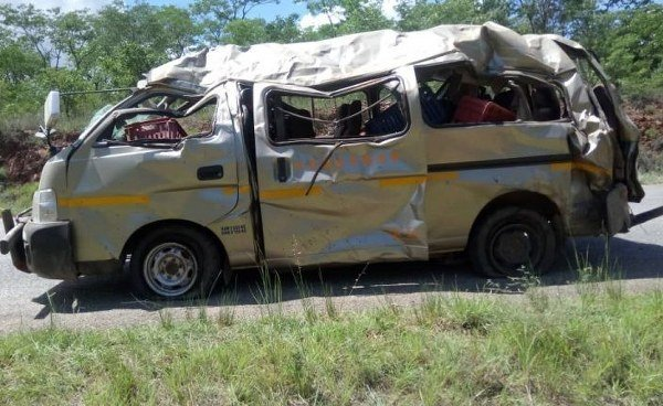 Four People Perish In Kwekwe Kombi Crash