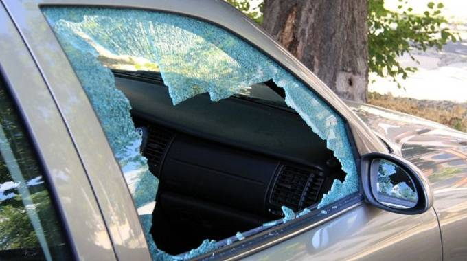 Man Arrested For Smashing Wife's Lover's Car