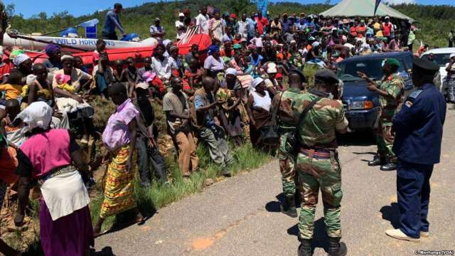 Rapist Nabbed While Queuing For Cyclone Idai Food Hampers