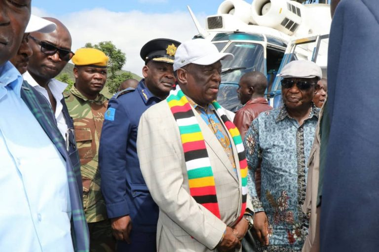 ED Touches Down In Cyclone Idai Stricken Chimanimani