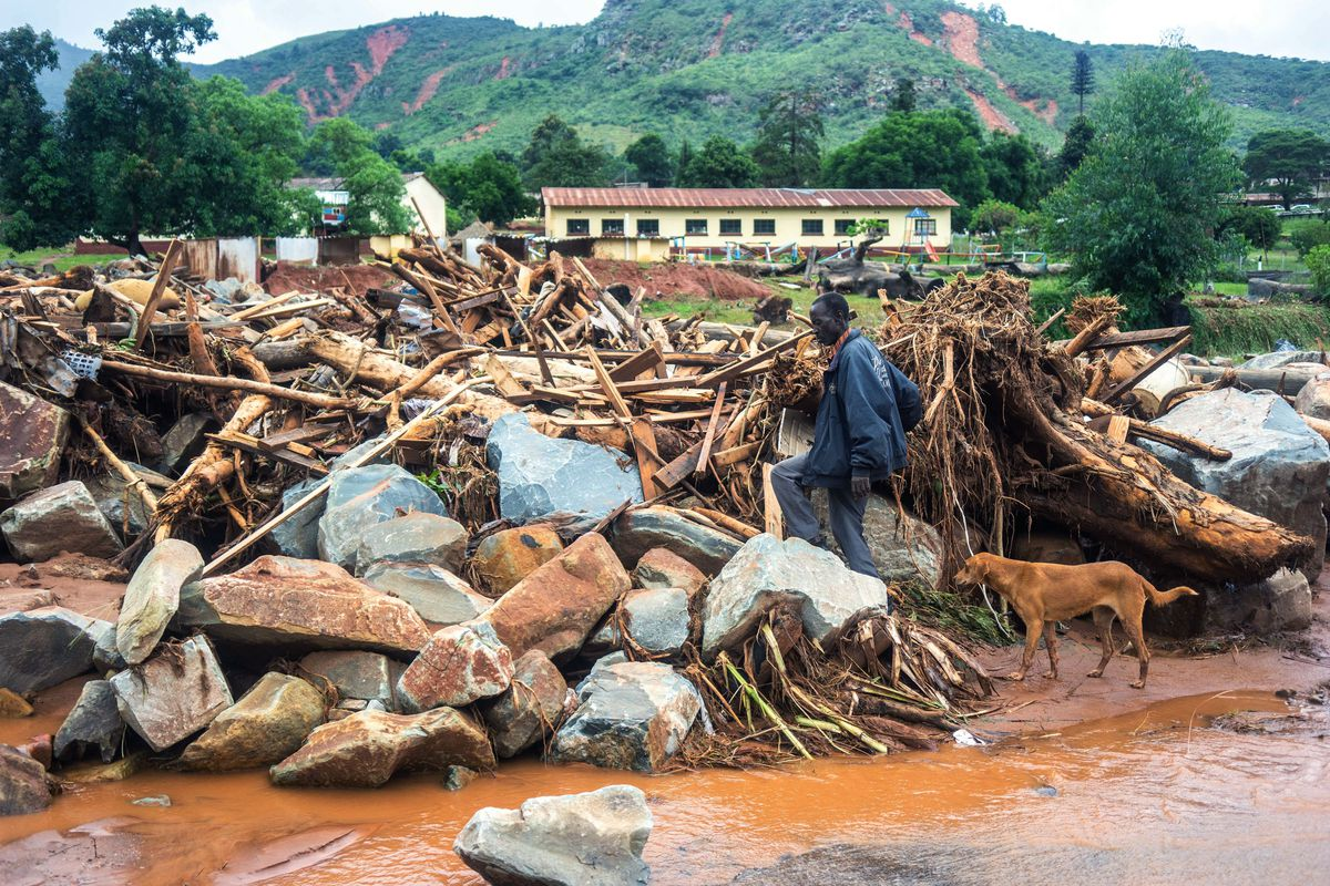 Cyclone Idai Deaths Toll Now At 259 In Zimbabwe, Highest Of All The Countries says UN