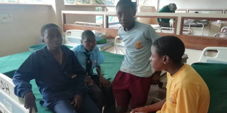 St Charles Lwanga Pupils Now Safe In Chipinge After Trekking From School