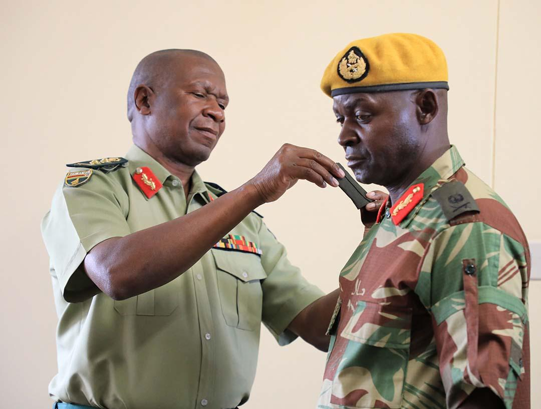 """45 Degree"" Commander Promoted AGAIN By Mnangagwa"
