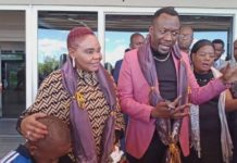 Ivy Kombo Returns To Zim After 12 Years