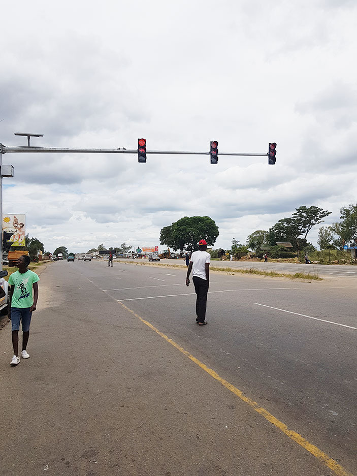 ONLY IN ZIMBABWE: RUWA CELEBRATES TRAFFIC LIGHTS