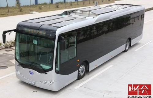 Chinese Firm To Provide Solar Powered Buses For Harare