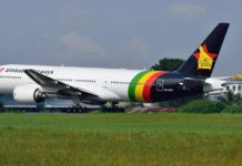 4 Zimbabwe Airways planes 'repossessed and resold'