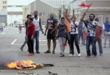 Zimbos caught up in Xenophobic crossfire