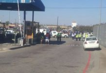 Beitbridge Boader Post ZIMETRO