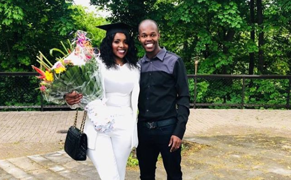 Warriors captain Musona sends touching message to wife after she graduated