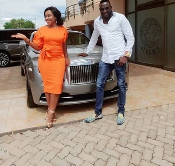More Pictures Of Miss V Candy At Ginimbi S House Zimetro News