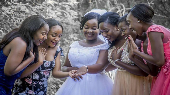 "Our Perfect Wedding Zimbabwe First Episode Dull, ""Haina that thing"""