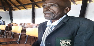 FROM OLYMPIAN TO FISH POACHER