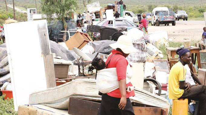 Pressure Group Rescues Chipinge Villagers From Eviction