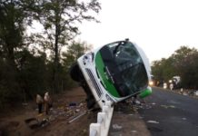 Munenzwa bus Accident
