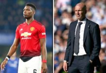 I Want Pogba-Zidane Tells Real Madrid Boss