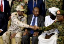 Sudan's Military Agrees To Share Power With Opposition Alliance Following Months Of Protests