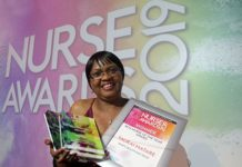ZIMBA NAMED UK NURSE OF THE YEAR