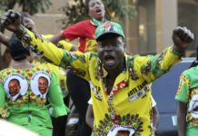 Zanu PF youths in mine grab storm