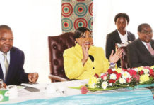 First Lady meets church leaders over SI 142