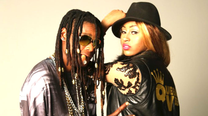 Queen Vee, Souljah Love collabo ready for release