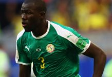 Kalidou Koulibaly to miss Senegal's Afcon final against Algeria