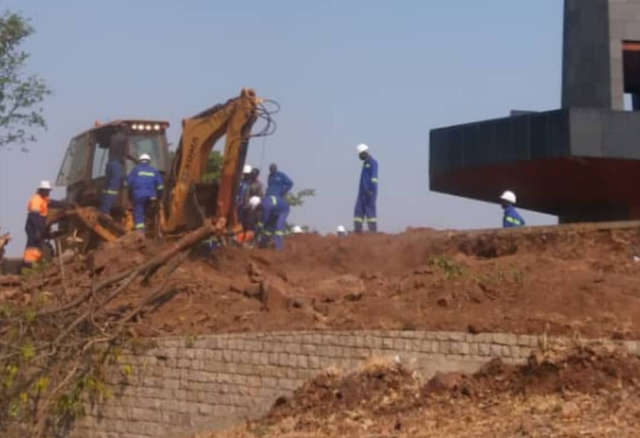 Government Presses Ahead With Construction Of Mugabe's Mausoleum