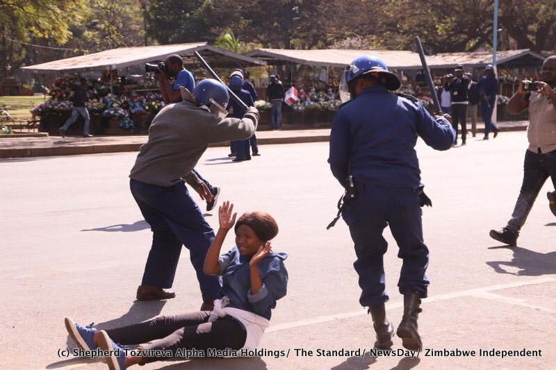 Kazembe, Matanga Ordered To Pay USD10 000 To Police Brutality Victims