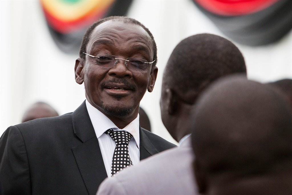 VP Mohadi Beat-Up Ex Wife In Police Presence