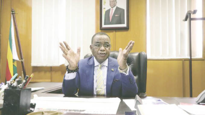 Chiwenga resumes official duties