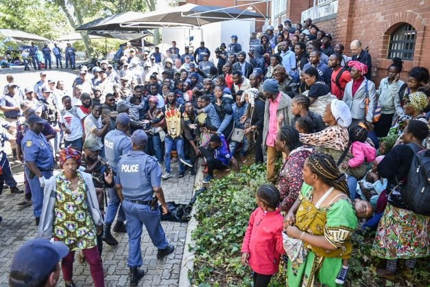 Rumor: Cape Town City Files Urgent Application To Deport Foreigners