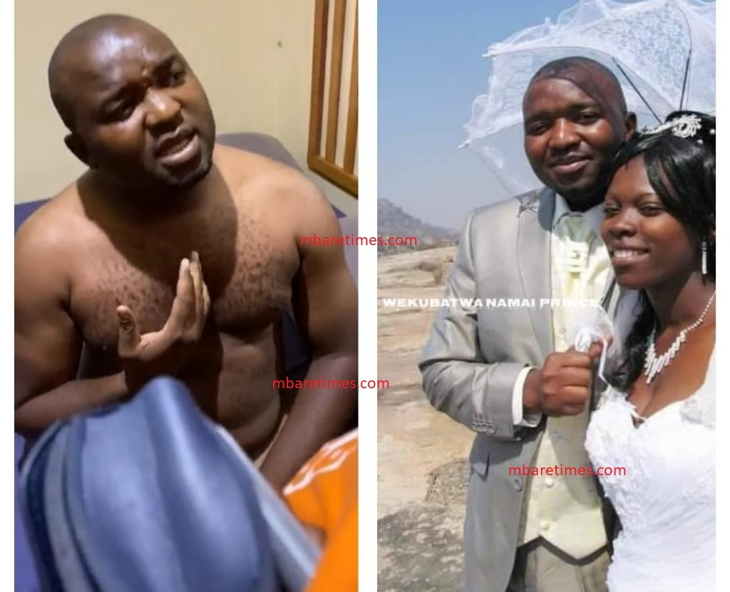 The Man caught red-handed with Mai Prince has been identified!