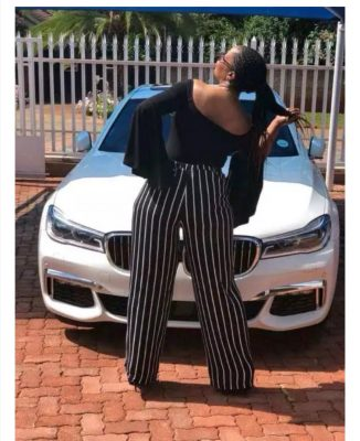 Arrested army accountant's wife splashes off riches on social media