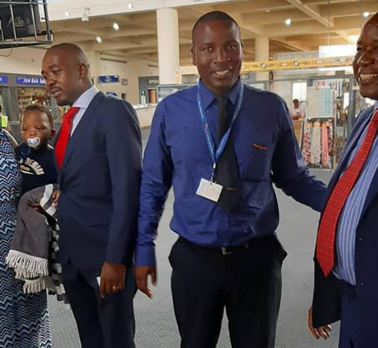 Mutsvangwa Attacks Chiwenga In Meeting With Chamisa Amid Coup Fears