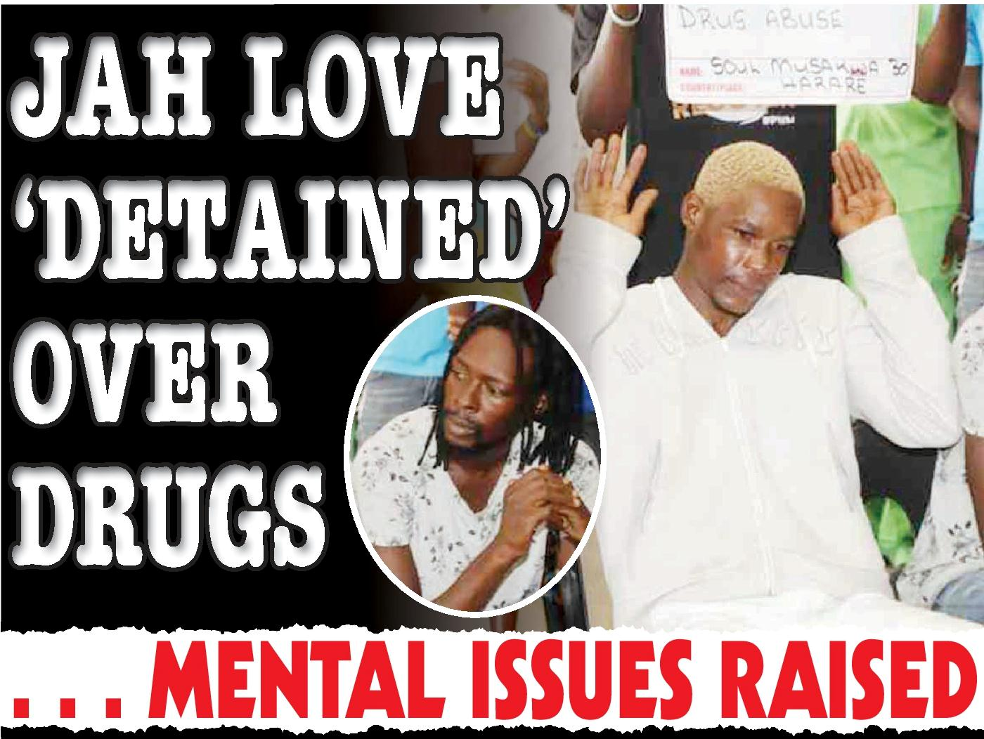 Jah Love 'detained' at Yadah Hotel