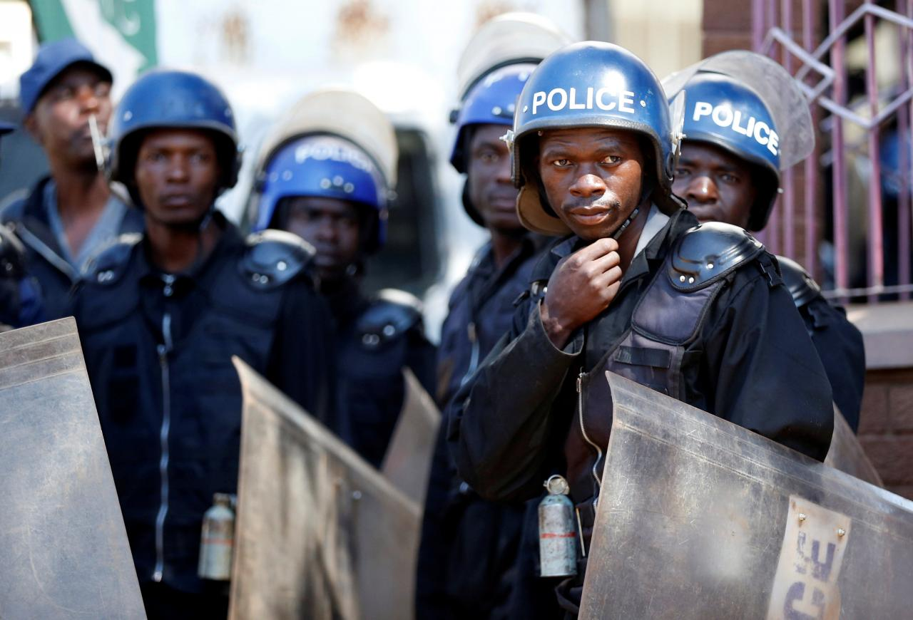 ZRP Claim 'Corona Virus Outbreak' In Latest Move To Ban Opposition Rally