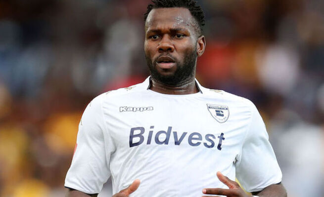 SuperSport United defender Bongani Khumalo gives up his salary to feed 300 poor families