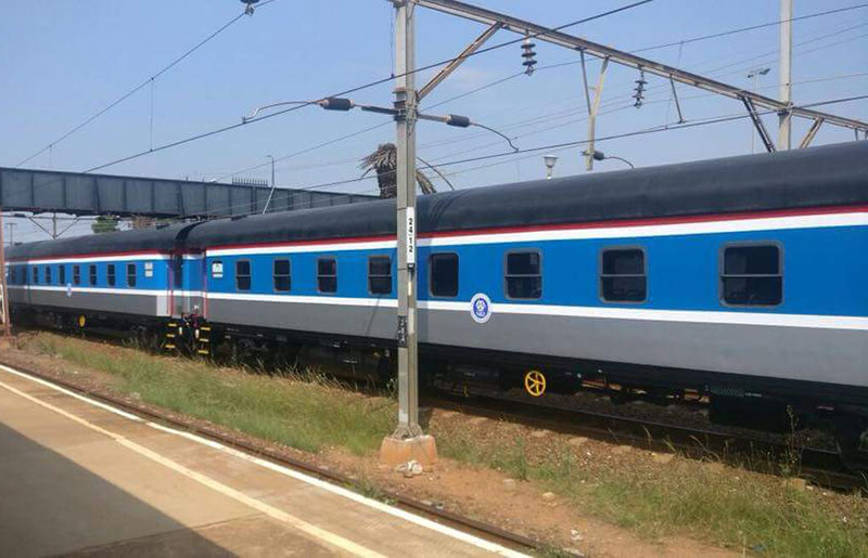 NRZ spends $2m on COVID-19 equipment