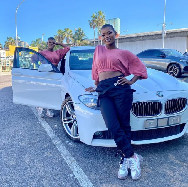 Qwabe twins take to Twitter to show off their brand new ride