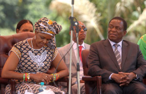 Zimbabwe Succession Squabbles