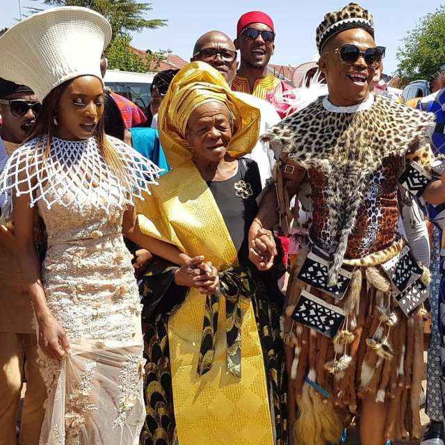 Somizi-and-mother-and-daughter