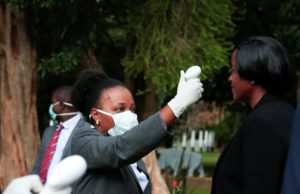 Zimbabwe COVID-19 Cases Jump From 53 To 132