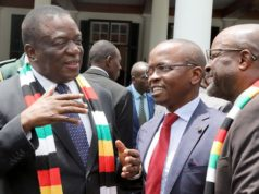 """""""Munyeza Out As Loyalty To Mnangagwa's Govt Is Questioned"""""""