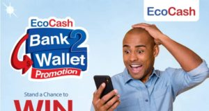 EcoCash Launches Promotion To Promote Wallet To Bank Transactions