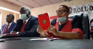 """""""I'm the boss with 103 MPs in Parliament"""" - Khupe"""