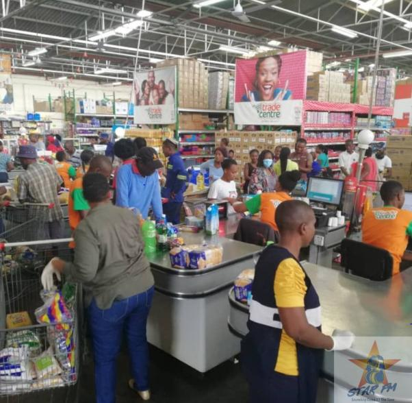 Businesses To Sell Goods & Services At Prevailing Official Exchange Rate