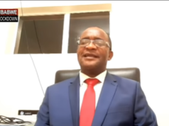 MDC-T's Douglas Mwonzora on the leadership battle for Zimbabwe's opposition party
